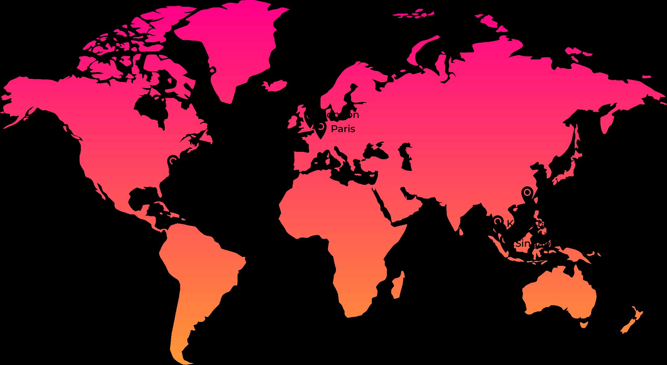 Worldwide ofices